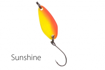 Spro Trout Master Incy Spoon 2cm 20mm 1,5g Sunshine 4917208