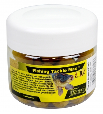 FTM Amino Flash Virus Pop Up 16mm Ananas Fisch 7201616