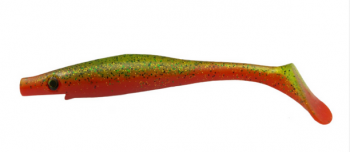 derangelshop.com esfishing Hog Shad 100mm 10cm 6g Orange Glitter ca24dc