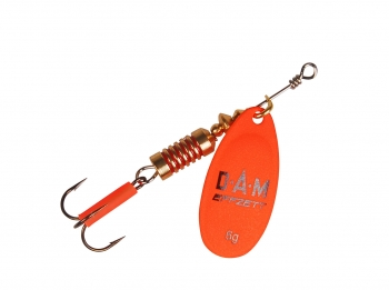 DAM Fz Spinner Standard Gr. 4 10g Fluo Orange 5123302