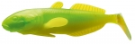 Cormoran Goby Shad Grundel 6,5cm 65mm Chartreuse Lime 51-84655