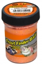 TFT FTM Trout Finder Bait Kadaver Glitter Paste 50g Orange Schwimmend 7323014