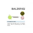 Balzer Shirasu UV Active Screw In Jig Jighead UV Gelb 7,5g 161070207